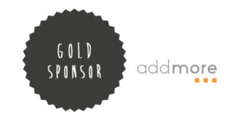 Addmore Goldsponsor Gbi20